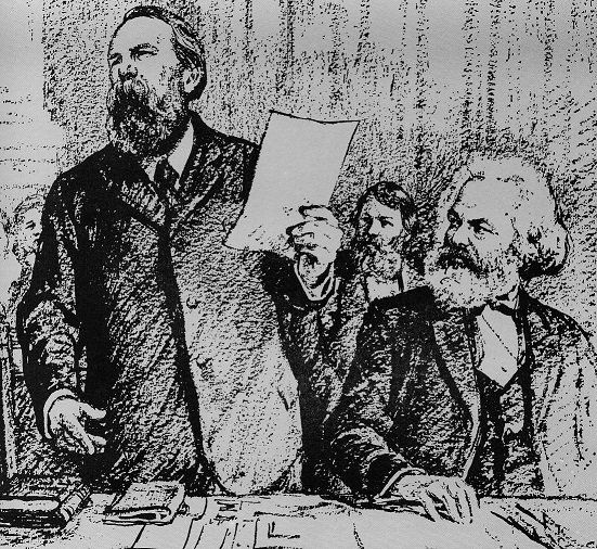 Engels and Marx (source: http://marxismo.org.br/sites/default/files/pictures/marxengels_0.jpg)